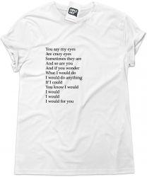 Camiseta e bolsa JANE'S ADDICTION - I Would For You