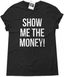 Camiseta e bolsa JERRY MAGUIRE - Show me the money