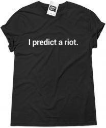Camiseta e bolsa KAISER CHIEFS -  I predict a riot