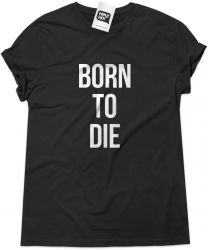 Camiseta e bolsa LANA DEL REY - Born to Die