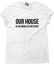 Camiseta e bolsa MADNESS - Our House