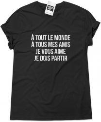 Camiseta e bolsa MEGADETH - À Tout Le Monde