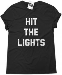 Camiseta e bolsa METALLICA - Hit the lights