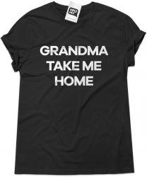 Camiseta e bolsa NIRVANA - Grandma take me home