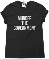 Camiseta e bolsa NOFX - Murder the government