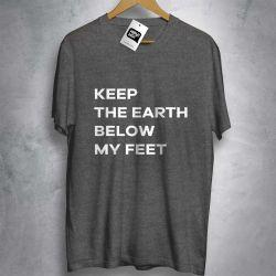 OFERTA - MUMFORD AND SONS - Below My Feet - Camiseta MESCLA ESCURO - Tamanho EXG