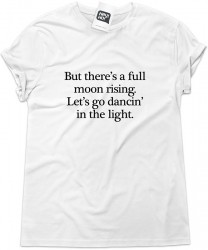OFERTA - NEIL YOUNG - Harvest Moon - Camiseta BRANCA - Tamanho P