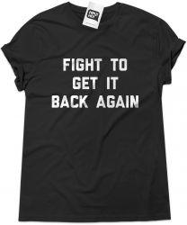 Camiseta e bolsa PEARL JAM - Fight to get it back again