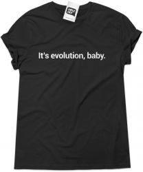 Camiseta e bolsa PEARL JAM - It's evolution baby