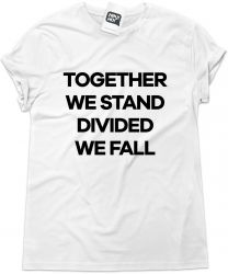 Camiseta e bolsa PINK FLOYD - Together we stand