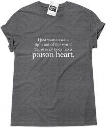 Camiseta e bolsa RAMONES - Poison Heart