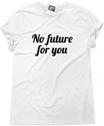 Camiseta e bolsa SEX PISTOLS - No future for you