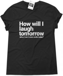 Camiseta e bolsa SUICIDAL TENDENCIES - How Will I Laugh Tomorrow