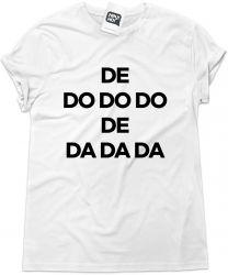 Camiseta e bolsa THE POLICE - De do do do de da da da