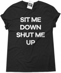 Camiseta e bolsa THE STROKES - Sit me down shut me up