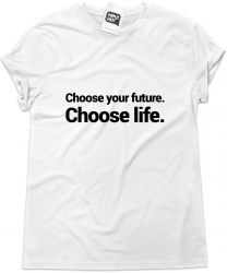 TRAINSPOTTING - Choose life