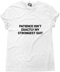 Camiseta e bolsa X-MEN - Patience