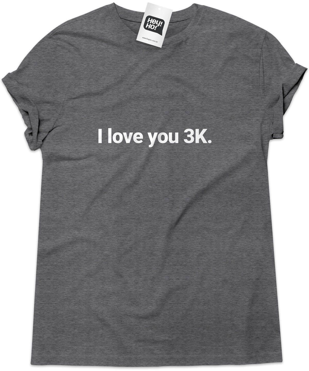 AVENGERS - I Love You 3K