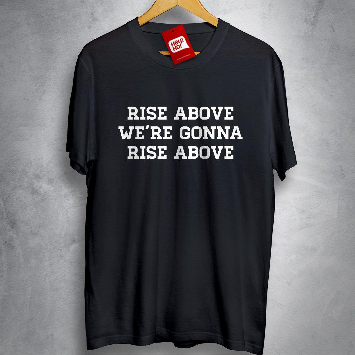 BLACK FLAG - Rise above