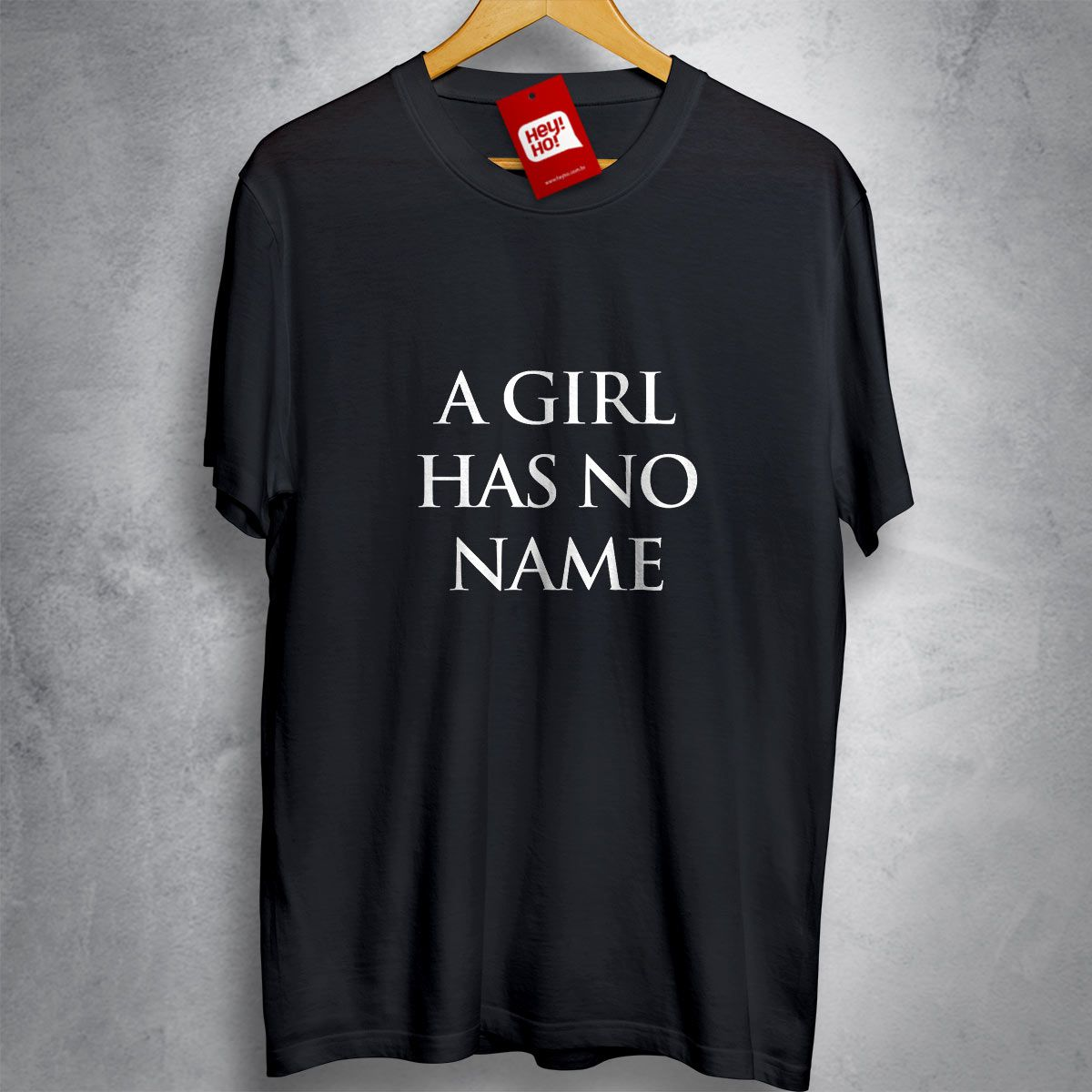 GAME OF THRONES - A girl has no name