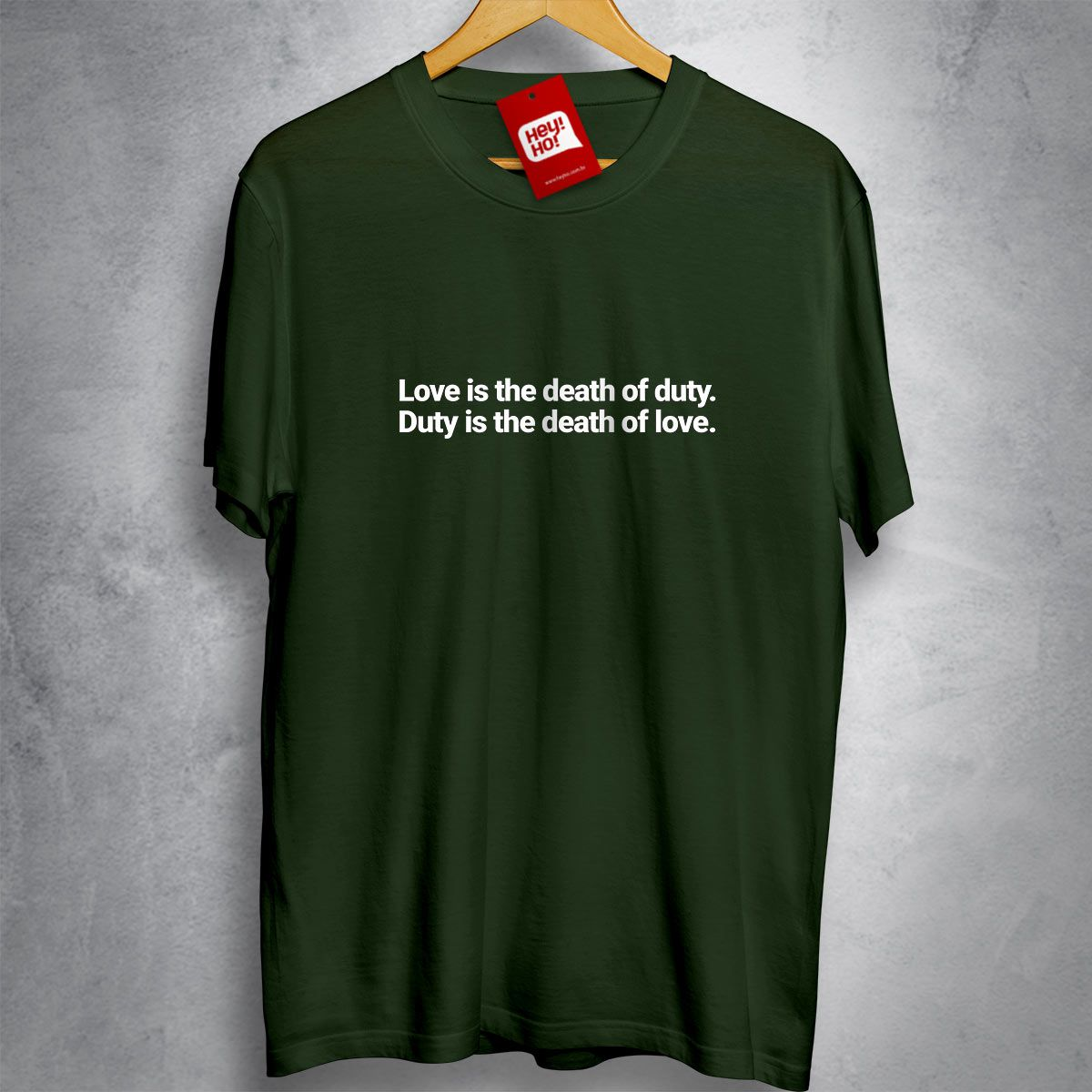 GAME OF THRONES - Love is the death of duty