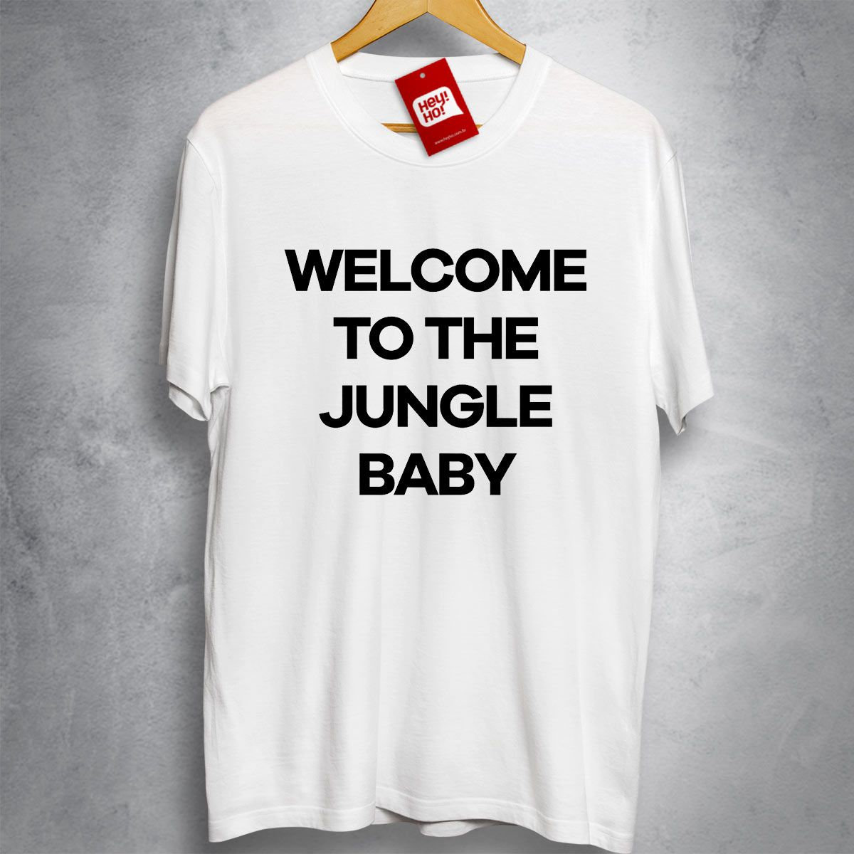 GUNS N' ROSES - Welcome to the jungle baby