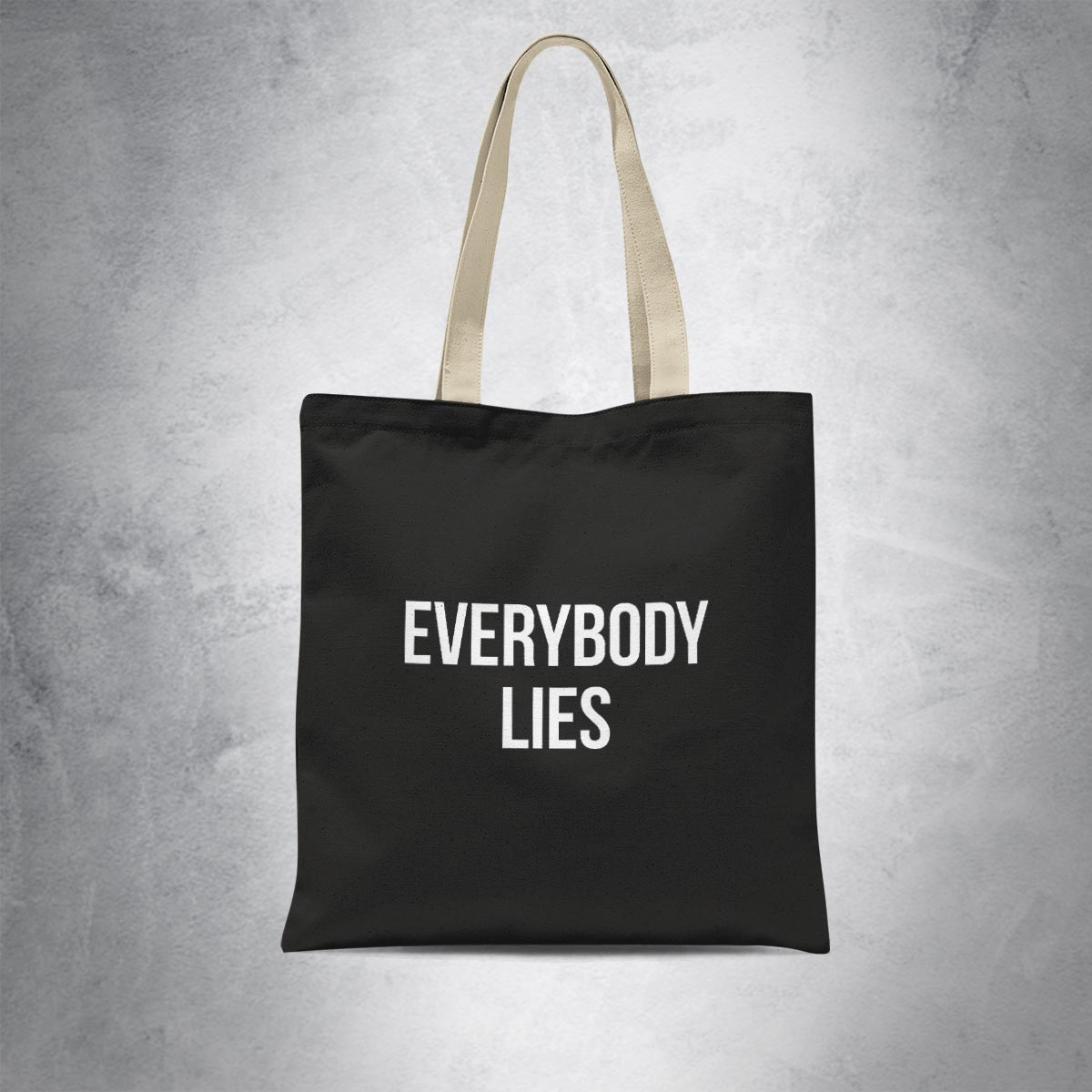 HOUSE - Everybody lies