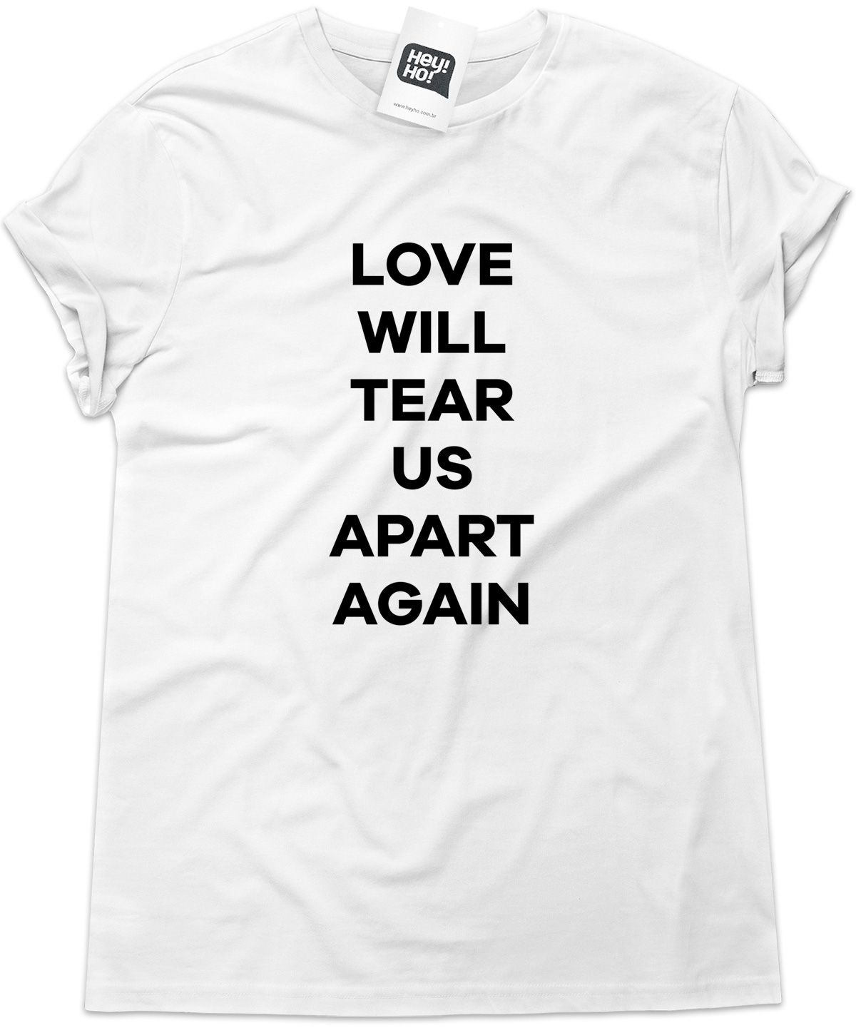 JOY DIVISION - Love will tear us apart again