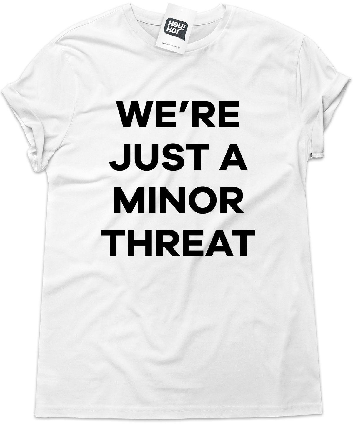 MINOR THREAT - We're just a minor threat