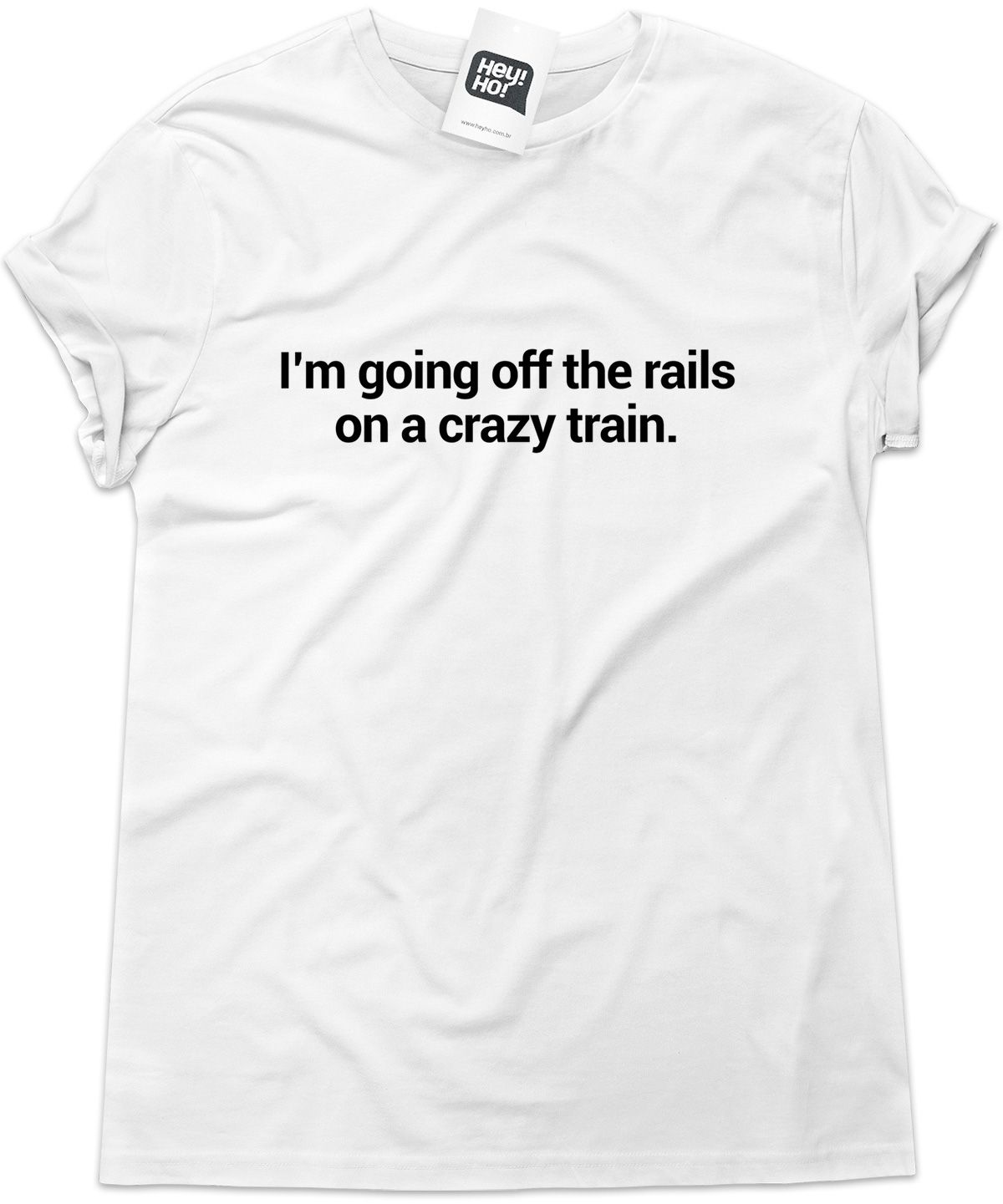 OZZY OSBOURNE - I'm going off the rails