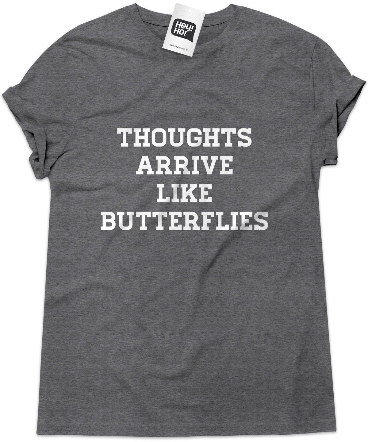 PEARL JAM - Thoughts arrive like butterflies