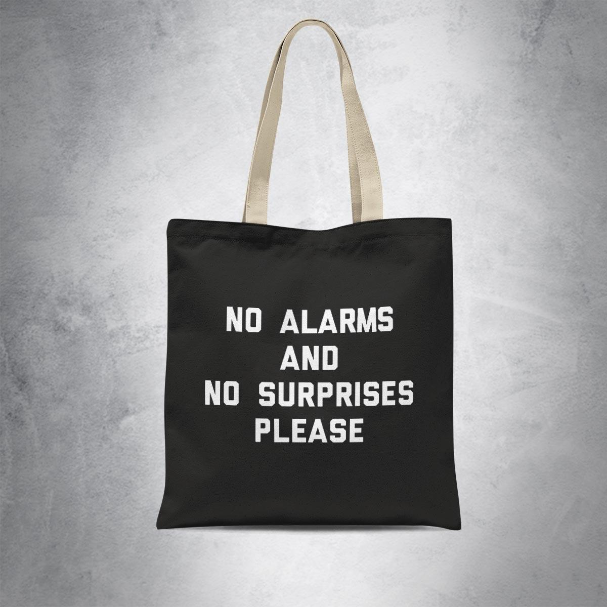 RADIOHEAD - No alarms and no surprises please