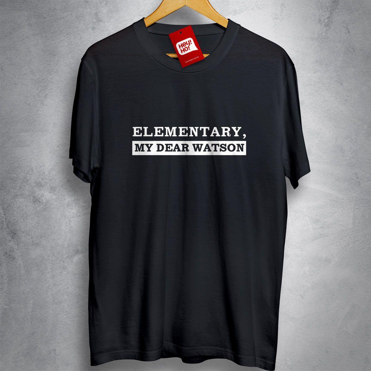SHERLOCK HOLMES - Elementary, my dear Watson