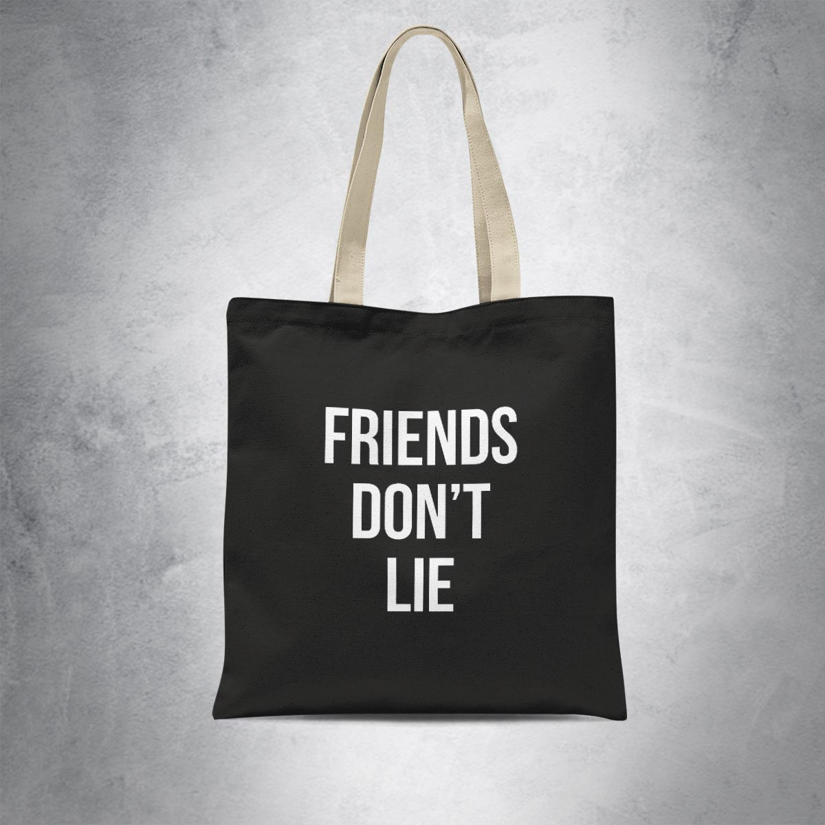 STRANGER THINGS - Friends Don't Lie
