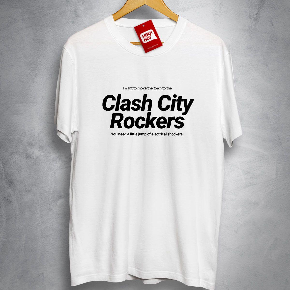THE CLASH - Clash City Rockers