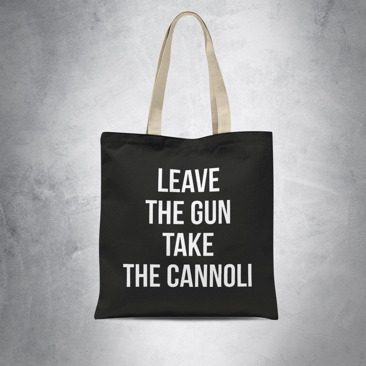 THE GODFATHER - Leave the Gun Take the Cannoli