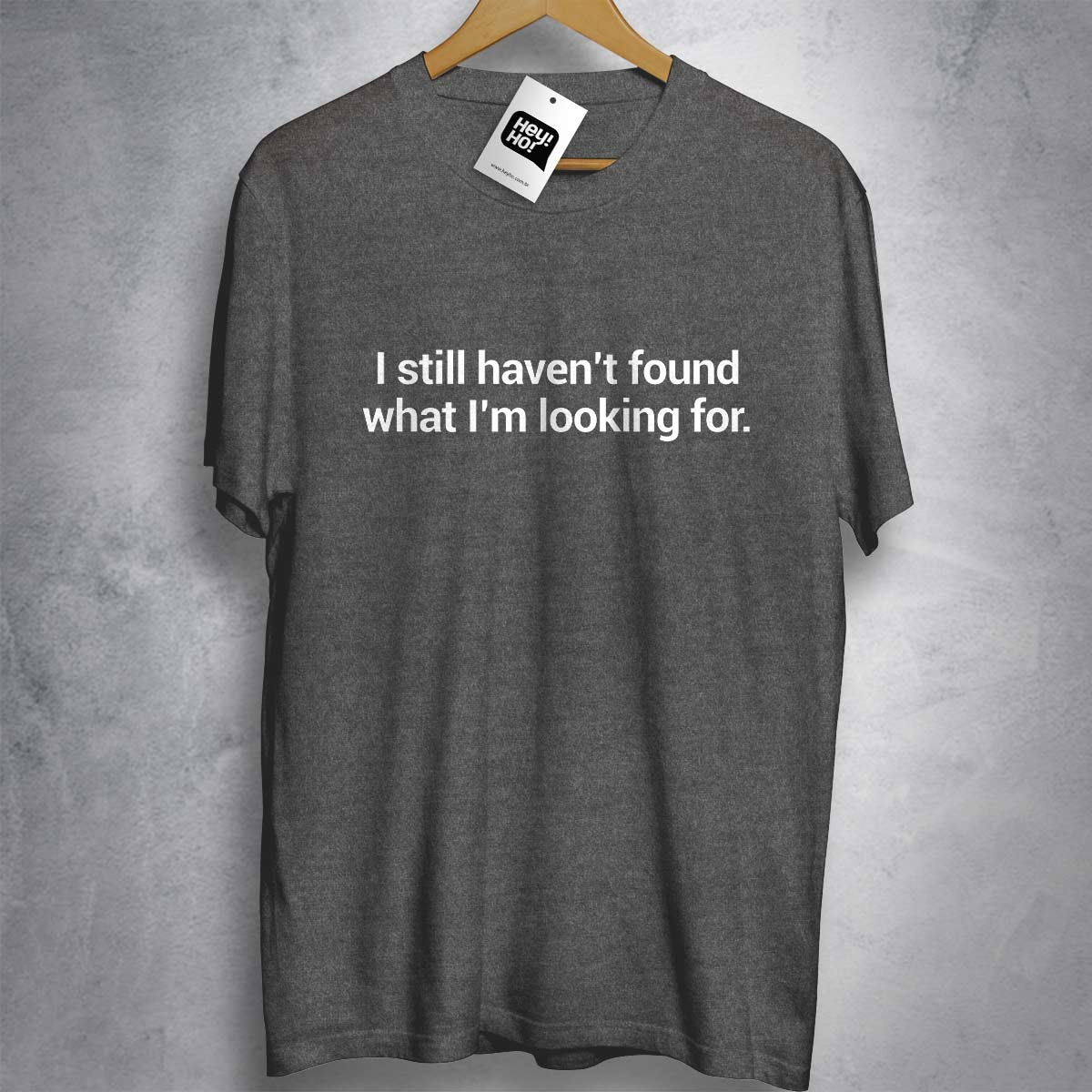 U2 - I still haven't found