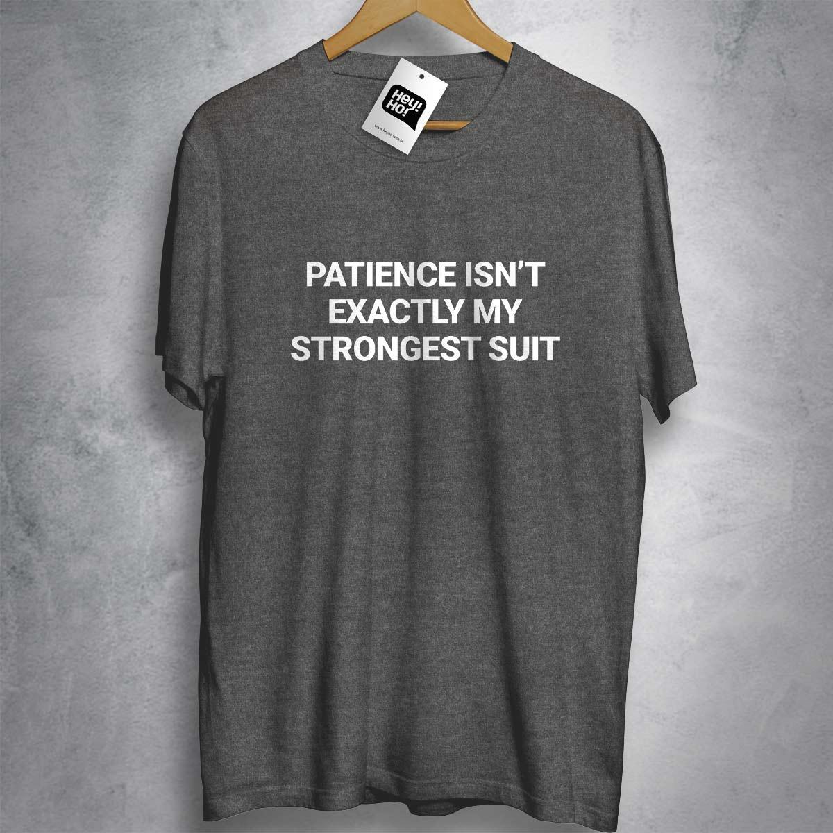 X-MEN - Patience