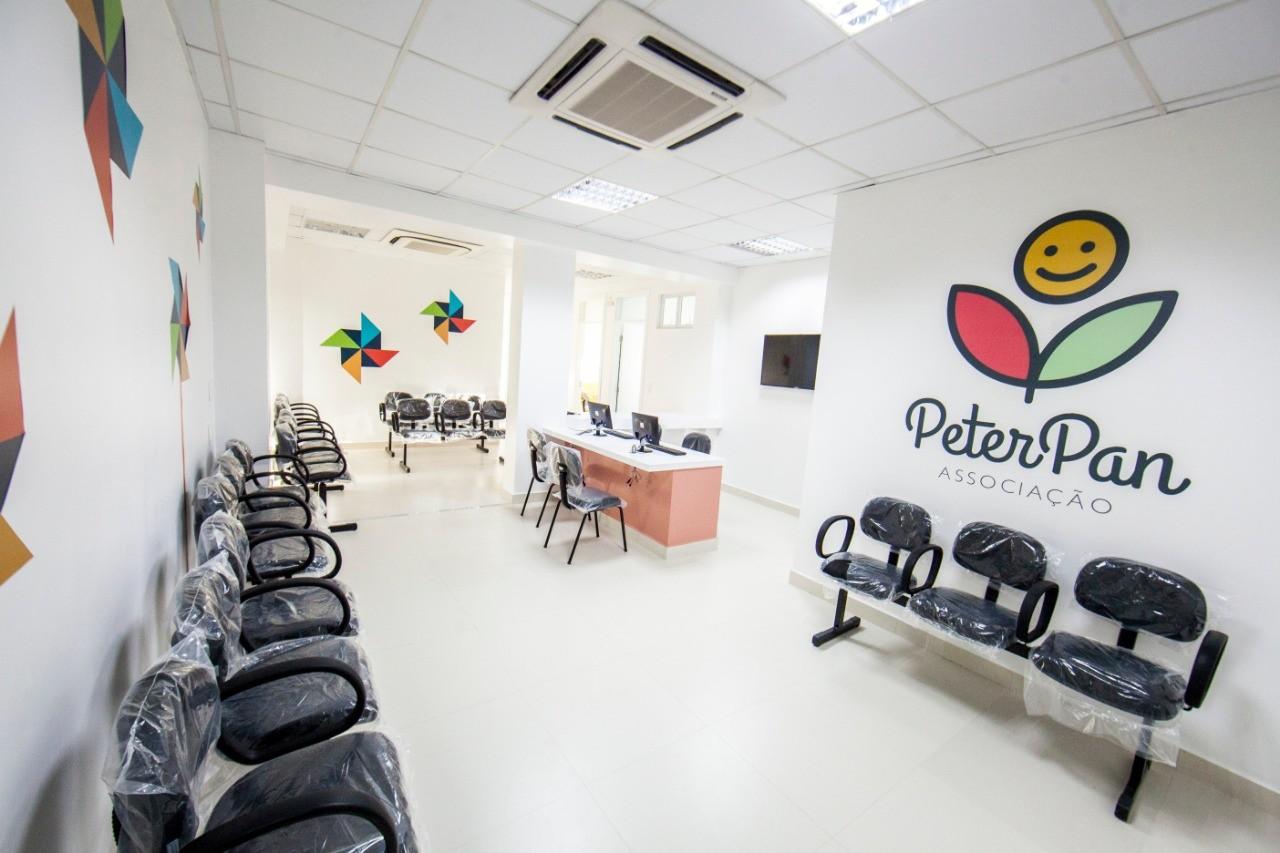 2º Pavimento Centro Pediátrico do Câncer