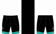 3.   Bermuda Ciclismo Ahau Team 2020 Black
