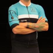 Camisa Ahau Team 2021 Jade/Preta - Masculina