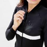 Camisa Ciclismo Aussie Full Dark Light - Manga Longa - Feminina