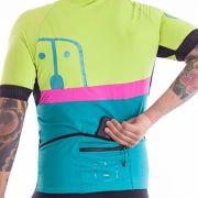 Camisa Ciclismo Aussie Jade - Masculina