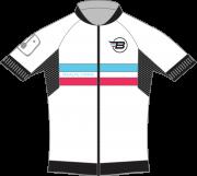 Camisa Ciclismo BikES Branco Rasta