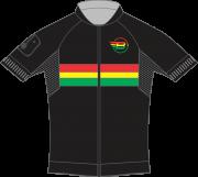 Camisa Ciclismo BikES Preta Rasta