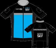 Camisa Ciclismo Equipe Sky 2019