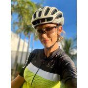 Camisa Ciclismo Neon SKIN - Feminina