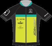 1. Camisa Ciclismo Ahau Team 2020 Black EVO