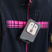 Camisa Ciclismo Racing Pink - Feminina