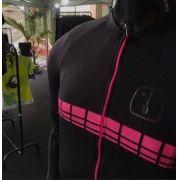 Camisa Ciclismo Racing Pink - Masculina